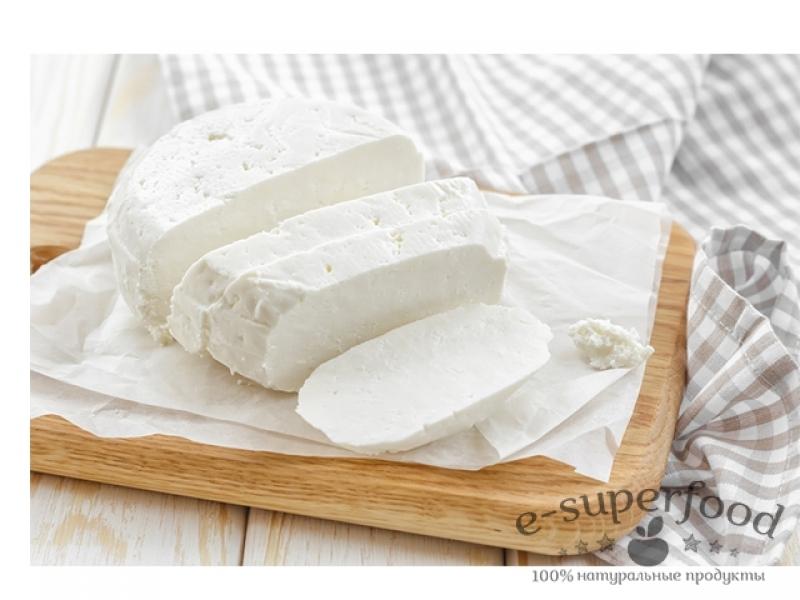 Сыр Адыгейский (несоленый) без сычужного фермента
