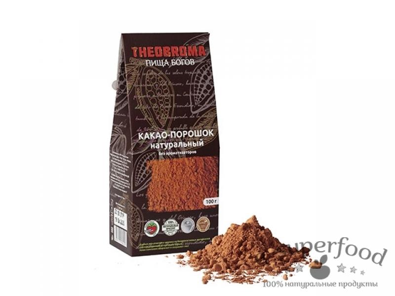 Какао-порошок натуральный 100 гр