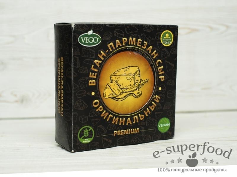 Сыр оригинальный Веган-пармезан