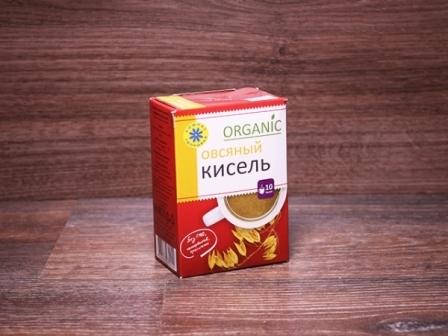 """Кисель овсяный """"Organic"""""""