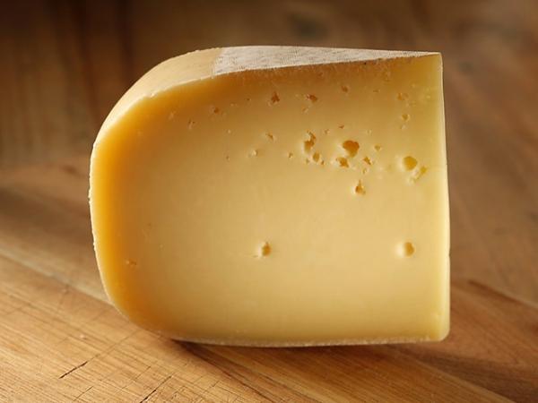 Сыр Гауда  (фермерский) без сычужного фермента.