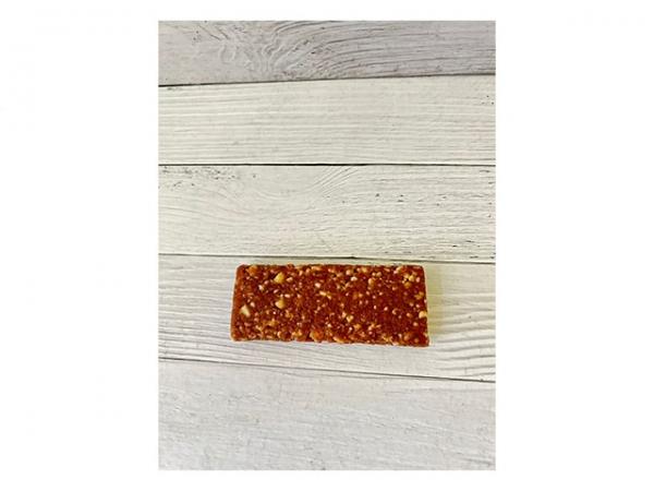 """Шоколад молочный с фундуком и изюмом  """"Brown rabbit"""""""