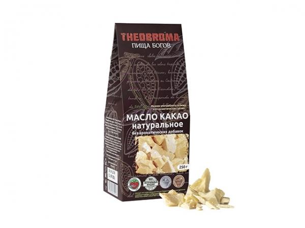 Масло-какао натуральное 250гр