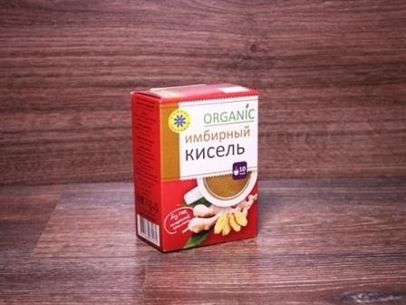 """Кисель имбирный """"Organic"""""""