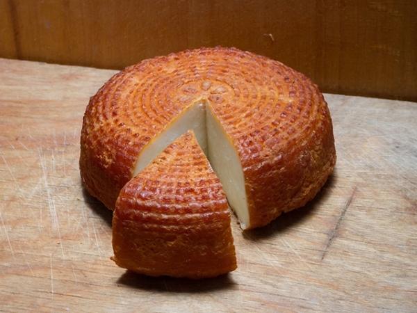 Сыр Адыгейский (копченый)