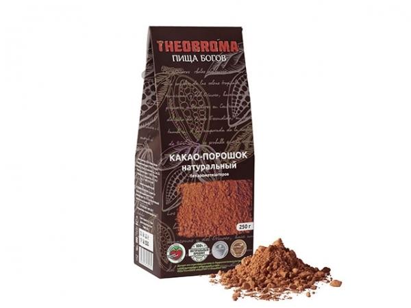Какао-порошок натуральный 250 гр