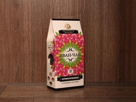 Иван-чай отборный листовой