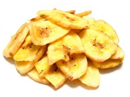 Банановые чипсы 300 гр.